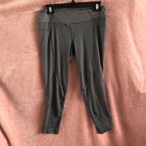 Gray tillys Leggings